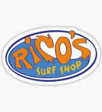 Rico's Surf Shop - Hannah Montana Sticker
