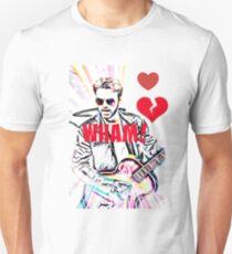 George Micheal Broken HeartsTribute Print Unisex T-Shirt
