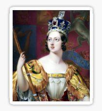 Henry Pierce Bone Queen Victoria Sticker