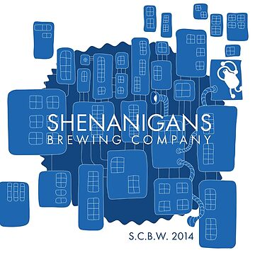 Shenanigans - Sydney Craft Beer Week 2014 by ShenanigansBrew