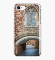 St Stephens Bow, Exeter iPhone Case/Skin