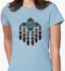 Indian Bead and Feather T-Shirt T-Shirt