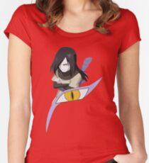 orochimaru Women's Fitted Scoop T-Shirt