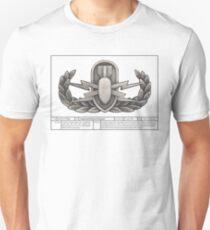 EOD badge technical Unisex T-Shirt