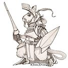 The Mouse Knight by Jesse Joseph