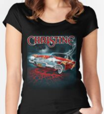 Christine Women's Fitted Scoop T-Shirt