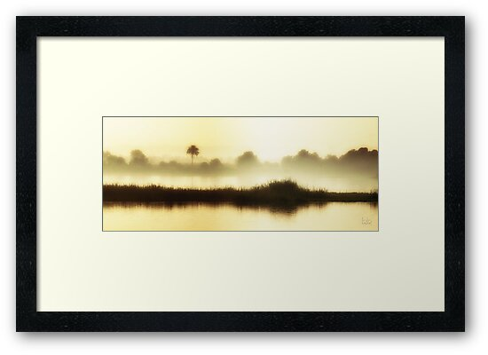 Dawn on the Nile by fotowagner