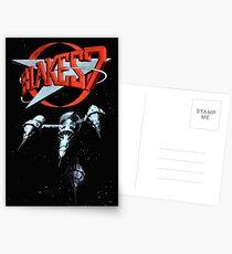 Blake`s 7 - Liberator Postcards