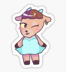 Pashmina Sticker Sticker