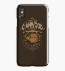Cianwood Gym iPhone Case
