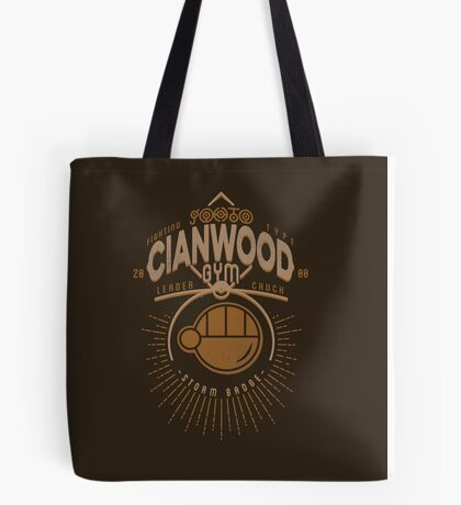 Cianwood Gym Tote Bag