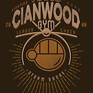 Cianwood Gym by Azafran