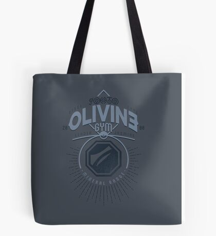 Olivine Gym Tote Bag