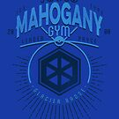 Mahogany Gym by Azafran