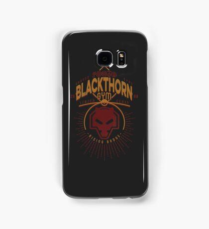 Blackthorn Gym Samsung Galaxy Case/Skin