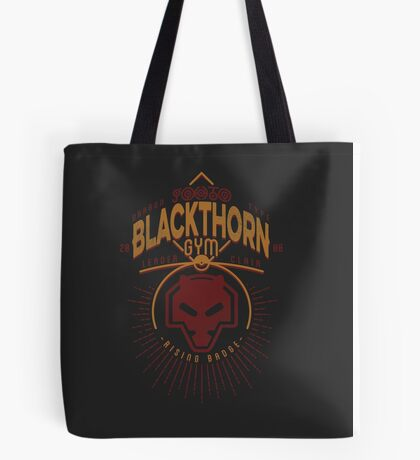 Blackthorn Gym Tote Bag