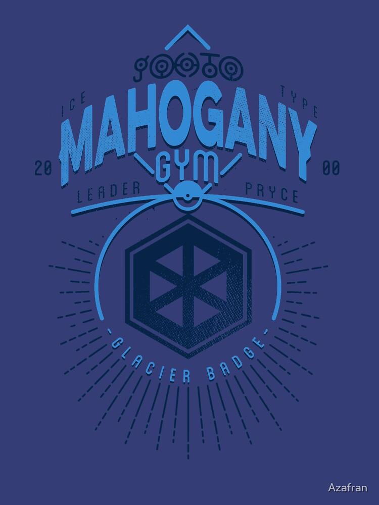 Mahogany Gym T-Shirt thumbnail