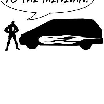 To the Minivan! by kvdesigner