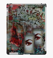 Graffiti Tag Design iPad Case/Skin