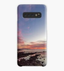 Sunset at Rickett's Point Case/Skin for Samsung Galaxy