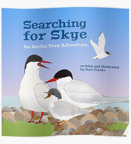 Searching for Skye: An Arctic Tern Adventure Poster