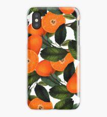 The Forbidden Orange #redbubble #lifestyle iPhone Case/Skin