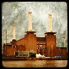 The Battersea Power Station - London by Marc Loret