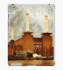 The Battersea Power Station - London iPad Case/Skin