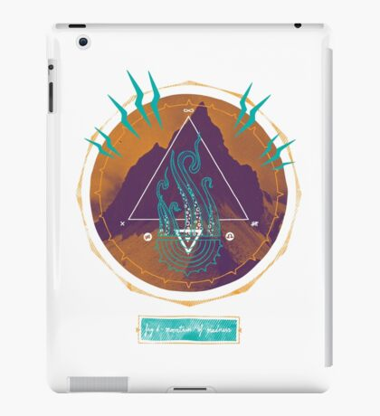 Mountain of Madness iPad Case/Skin