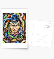 Medusa Postcards
