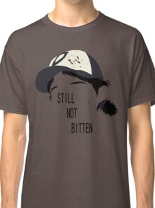 Telltale Games' The Walking Dead - Clementine Outline ver. 2 Classic T-Shirt