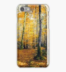 Yellow Trees iPhone Case/Skin