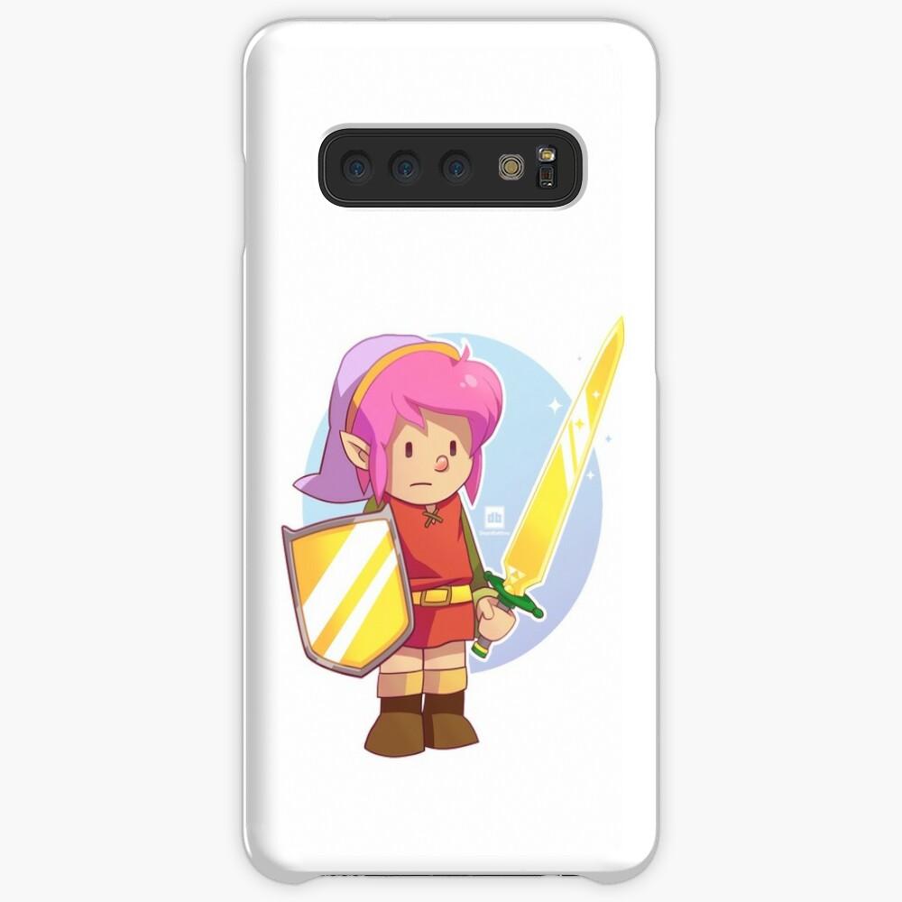 Pink Link Samsung Galaxy Snap Case
