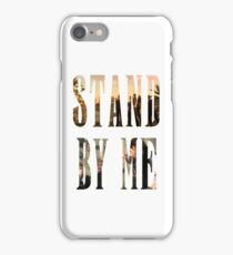 FFXV Stand by me iPhone Case/Skin