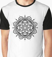 Mandala Ten - No Text Graphic T-Shirt