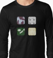 Now Apps What I Call The Smiths Long Sleeve T-Shirt