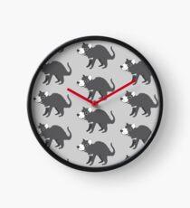 tassie devil Clock
