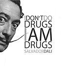 Salvador Dalì by Selfcontrol
