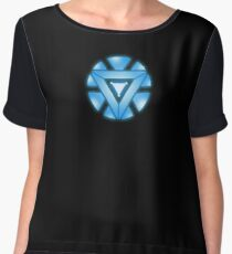 Mini Arc-Reactor Chiffon Top