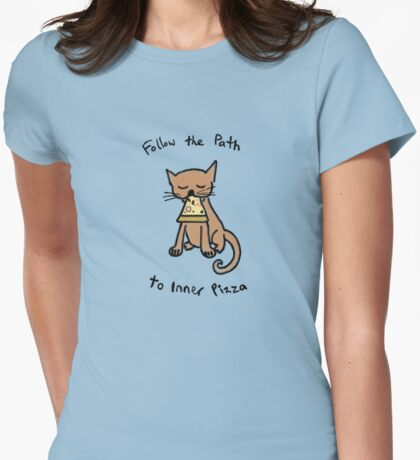 Follow the Path to Inner Pizza T-Shirt