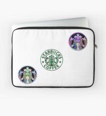 Tie Dye Cute Starbucks Pack Laptop Sleeve
