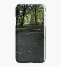 Walking the Lade Braes iPhone Case/Skin