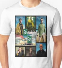 Breaking Bad GTA Style  Unisex T-Shirt