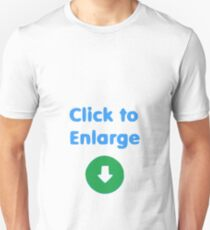 Click to enlarge Unisex T-Shirt
