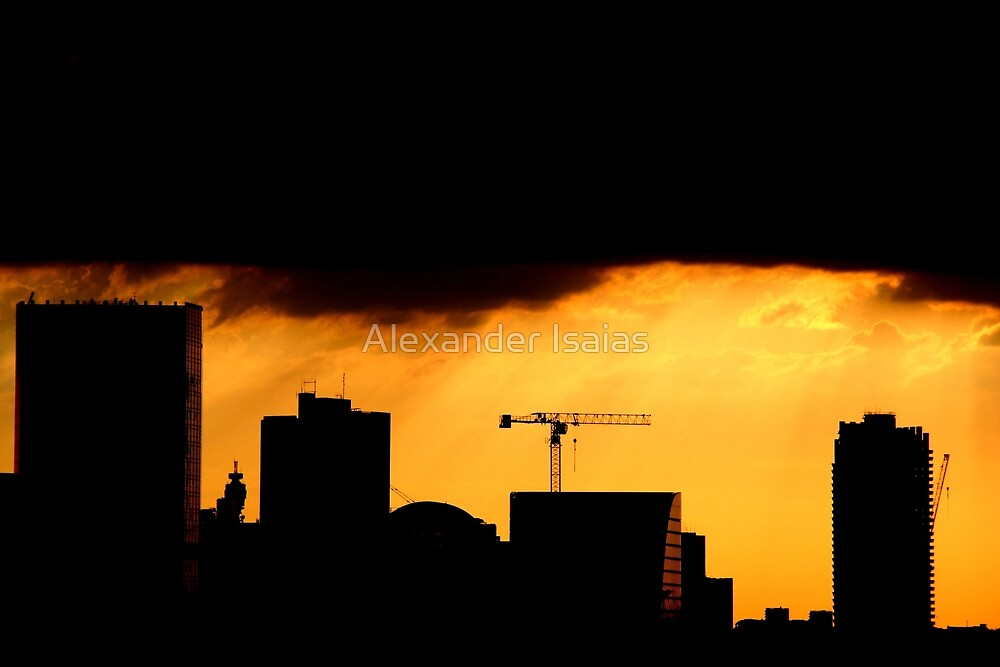 Before Night Falls by Alexander Isaias