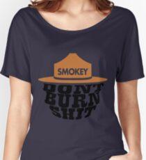 Smokey Bear Women's Relaxed Fit T-Shirt