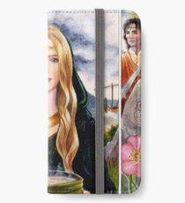 Eriu - Irish Goddess iPhone Wallet/Case/Skin