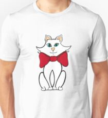 Big Red Bow Unisex T-Shirt