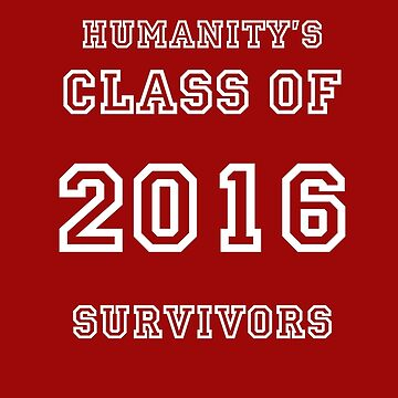 2016 Survivors by bmlr95