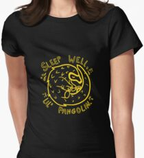 Sleep well Little Pangolin  T-Shirt
